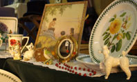 Gladys Arnott - Silver, Ceramics, Glass and Vintage Ladies Accessories