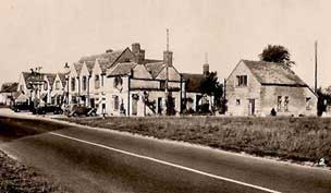 The Holt from a photograph dating from the 1940s.